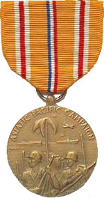 Asiatic Pacific Campaign Medal