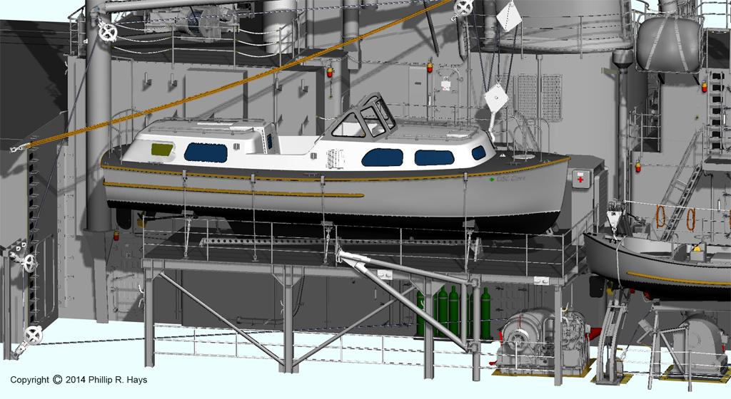 Mk 2 40 Foot Utility Boat