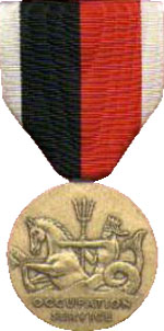 Naval Occupation Service Medal