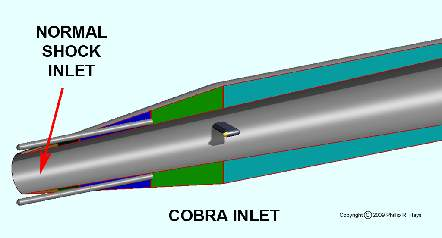 Cobra air intake