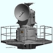 AN/SPW-2 guidance antenna