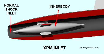 XPM air intake